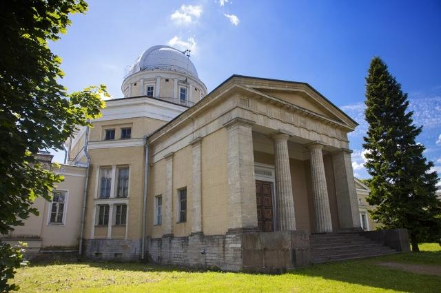 Пулковская обсерватория – единственная в Европе, расположенная в черте мегаполиса.