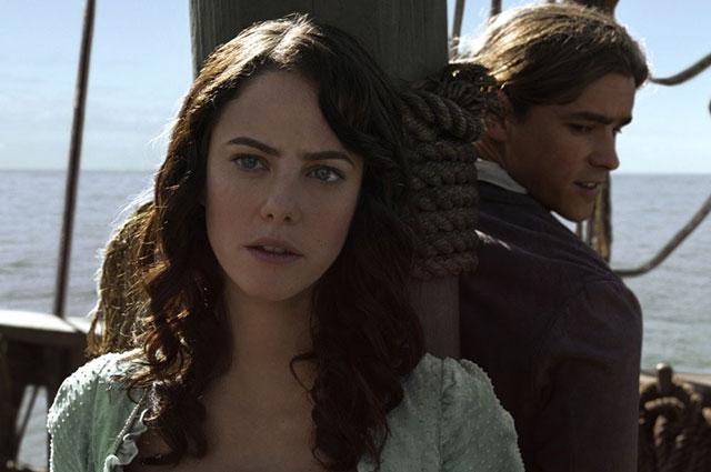 Кадр из фильма «Пираты Карибского моря: Мертвецы не рассказывают сказки».