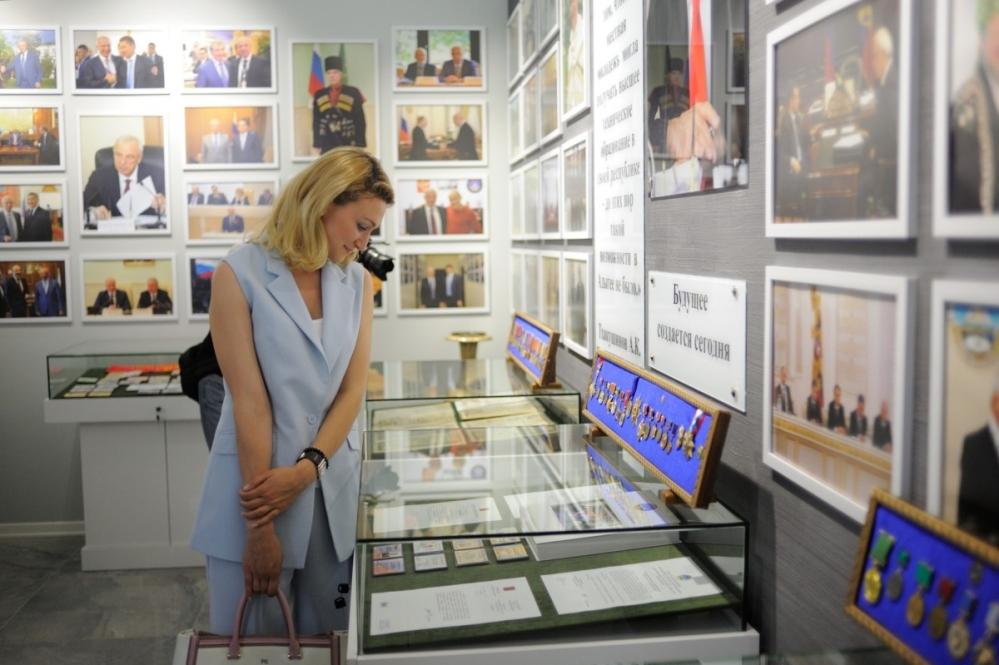 музей Аслана Тхакушинова, открытие музея
