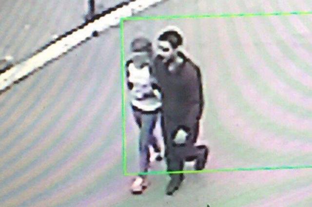 Подозреваемого нашли по записи с камер наблюдения