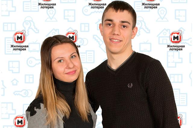 Алена и Сергей Бредихины.