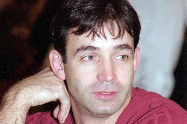 Дмитрий Певцов. 2006 г.