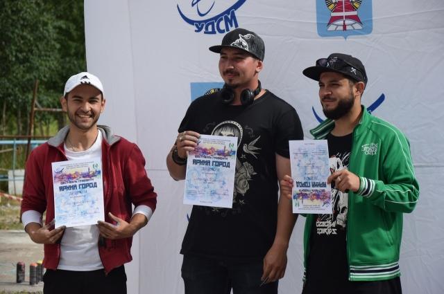 Победителем конкурса стал Дмитрий Корлыханов, на втором месте Дмитрий Соломахин, на третьем – Сергей Иванов.