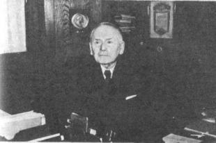 Князев работал в Архиве в течение первого, самого тяжелого года блокады.