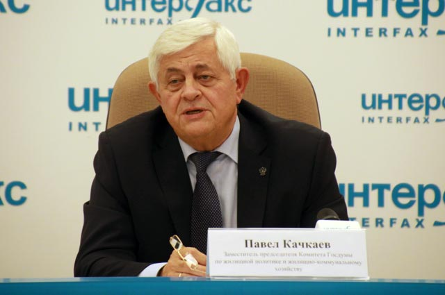 Павел Качкаев.