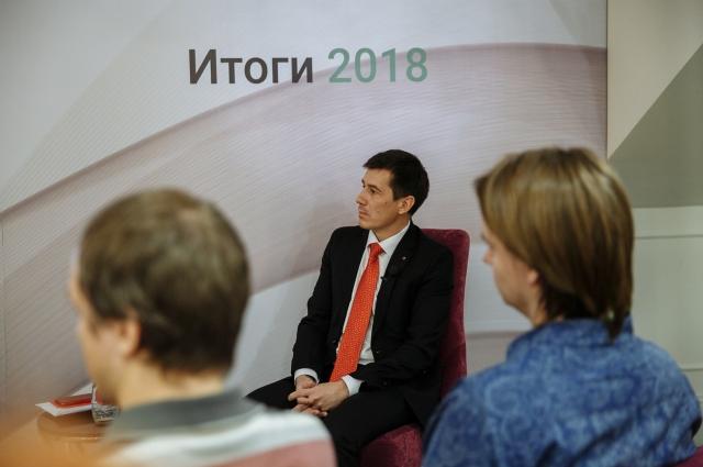 Сергей Тютин рассказал, что сегодня каждая третья компания в Поволжье является клиентом Сбербанка.