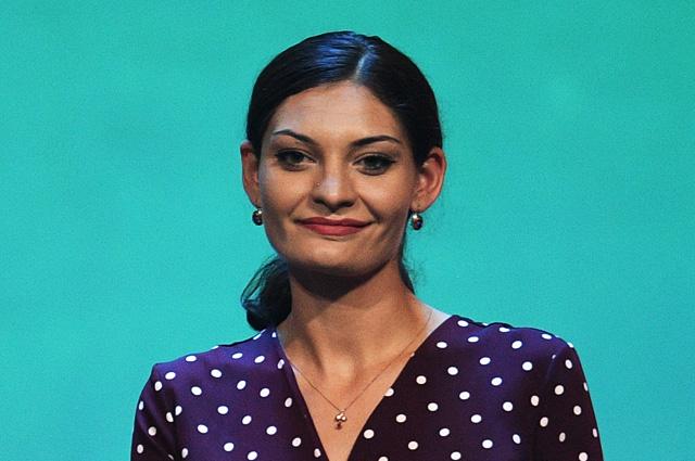 Лариса Арачашвили.