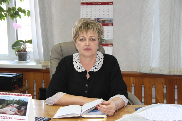 Галина Воротынцева знает каждого из 240 работников колхоза.