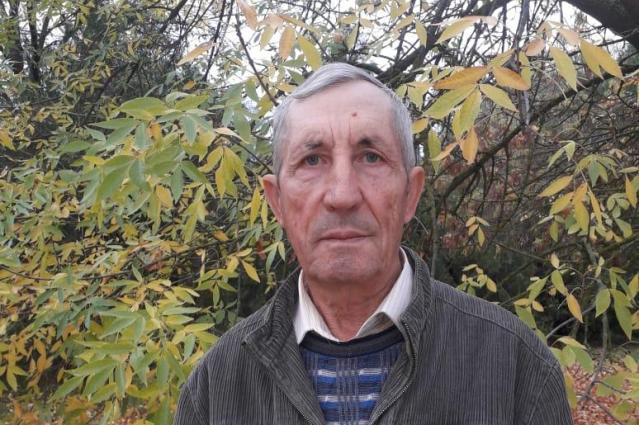 Герой труда Ставрополья, заслуженный механизатор России Николай Кузьминов.