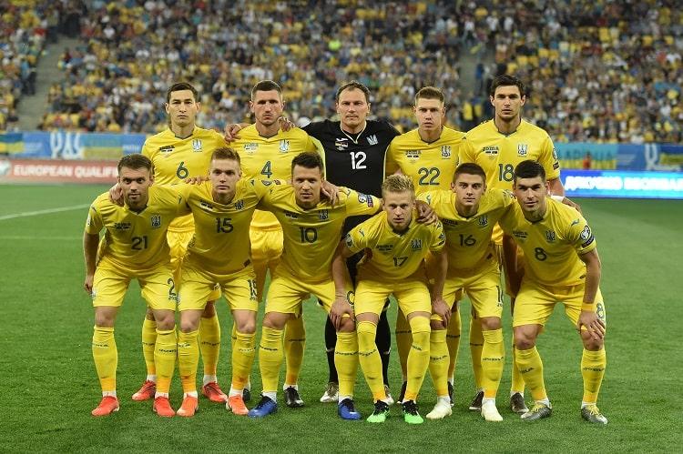 Сборная Украины едет на Евро-2020