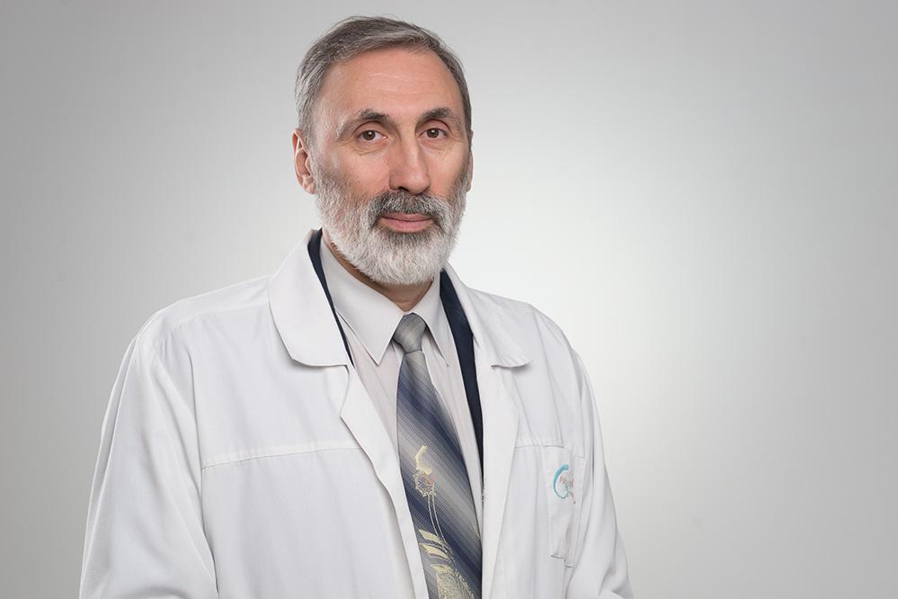Алексей Сагалов - уролог, андролог и сексолог.