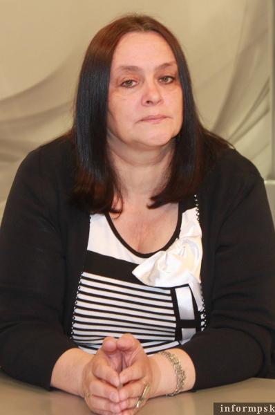 Лариса Нуколова