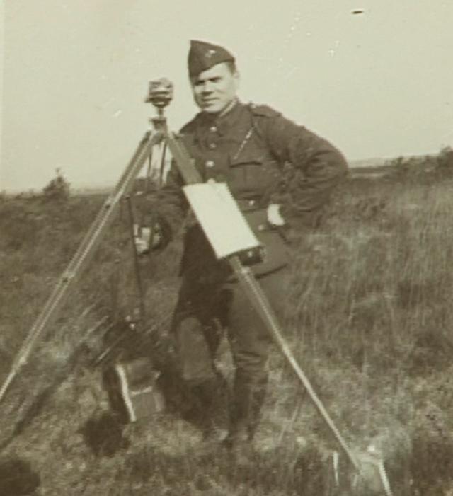 Отца Густава в Бельгии сразу же отправили в армию