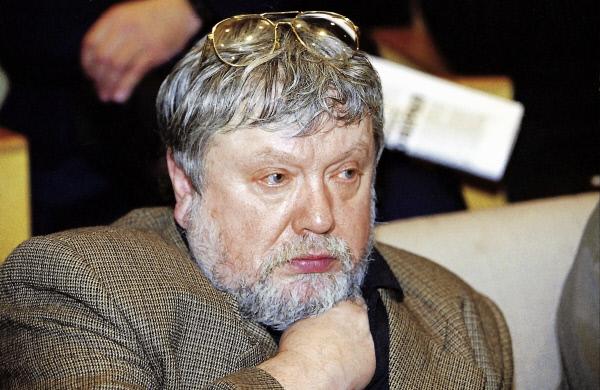 Сергей Соловьев. 2000 год