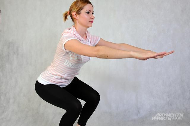 Комплекс упражнений, которые помогут похудеть