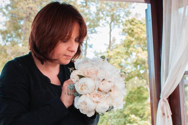 Александра Муравьева-Галай занимается флористикой уже много лет.