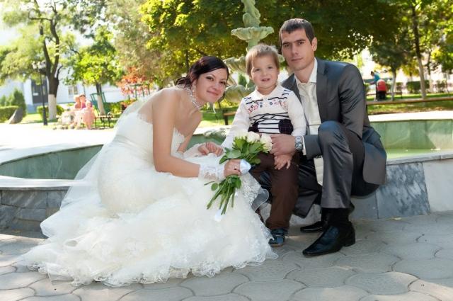 Свадебную фотографию Черновых показали по НТВ.