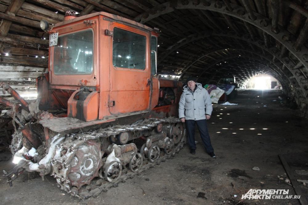 5 млн рублей потребовалось, чтобы купить технику и заняться хозяйством.