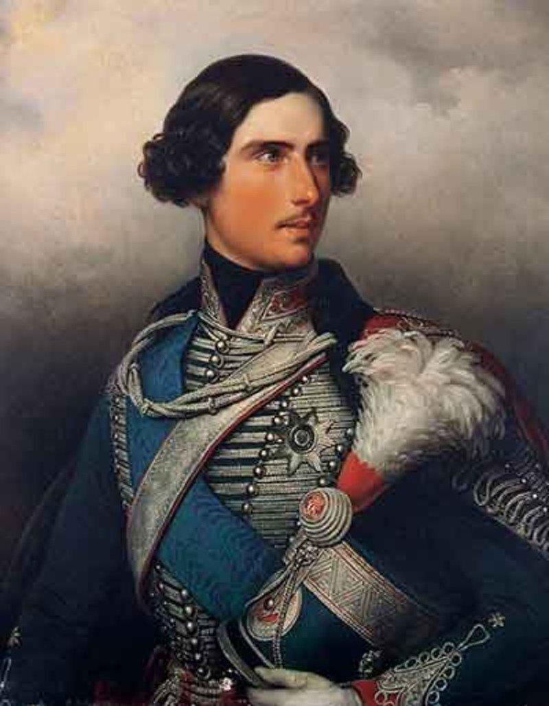 Фридрих-Вильгельм-Георг-Адольф увлекся младшей дочерью Николая I.