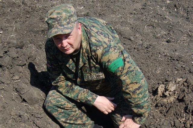Поисковик Андрей Кудряков тяжело пережил отказ внучки от родственника — деда-героя.