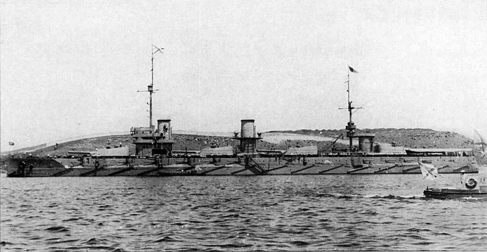 «Императрица Мария» в 1916 году