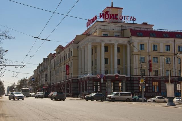 Здание, сочетающее архитектуру XIX века с современными тенденциями урбанистической культуры.