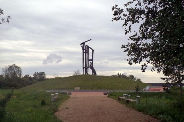 Мемориальный комплекс «Ксты» в Пеновском районе