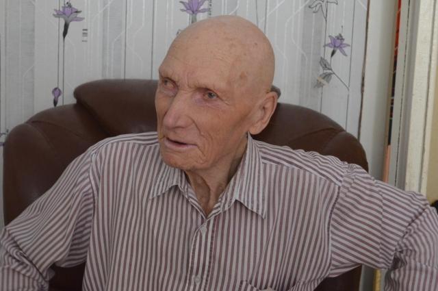 Юрий Озол прошел ужасы войны еще в отрочестве.