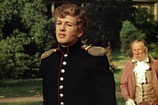 Кадр из фильма «Звезда пленительного счастья» (1975).