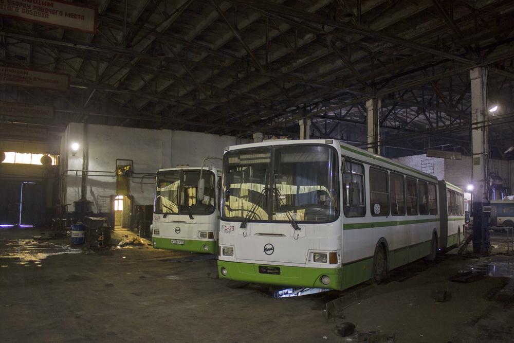 Старые автобусы попытаются по возможности восстановить.