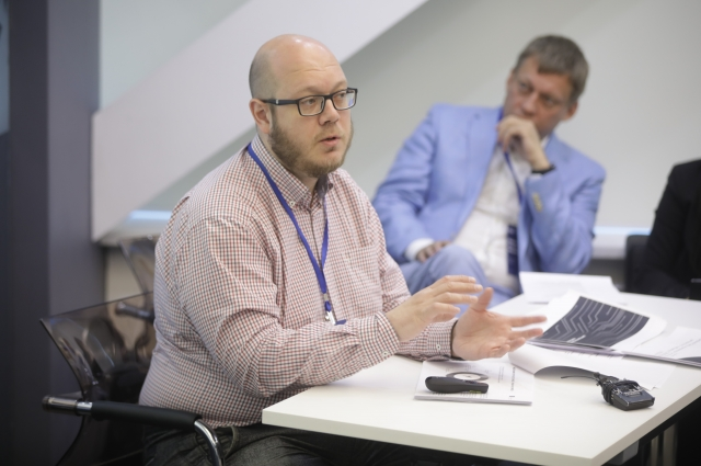Руководитель направления по работе с экспертами Центра социального проектирования «Платформа» Дмитрий Лисицин.