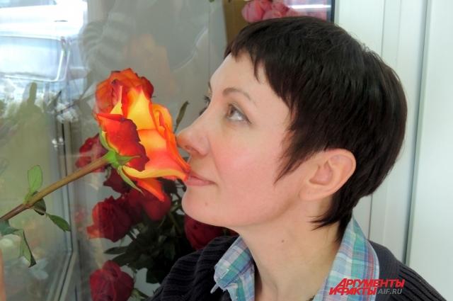 Любимые розы Виктории