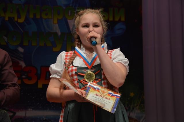 Школьница из Твери Полина Грознова владеет необычной техникой исполнения – йодлем!