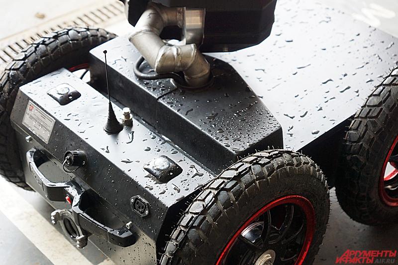Сегодня в России существуют многочисленные разновидности роботизированной техники