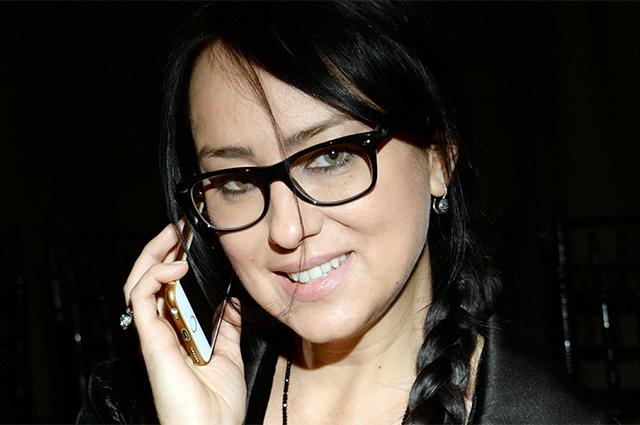 Лена Ленская.