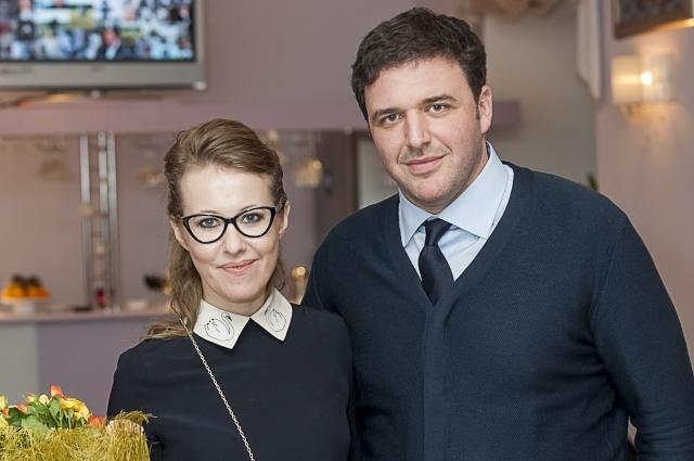 Эммануила Гедеоновича очень радуют отношения сына Максима с женой Ксенией Собчак