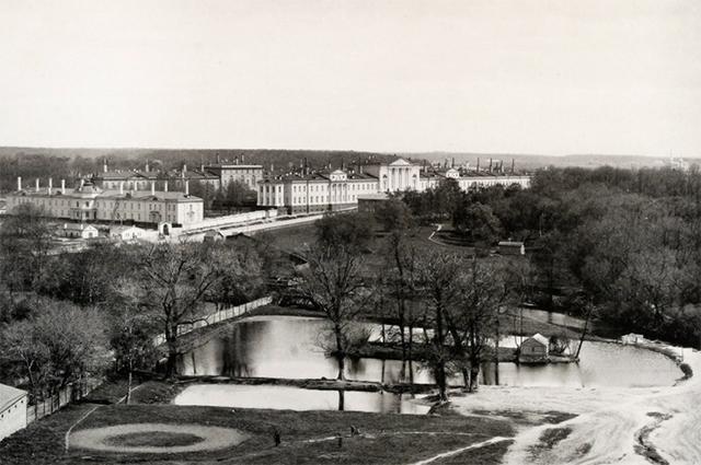 Госпиталь в Лефортово. 1988 год