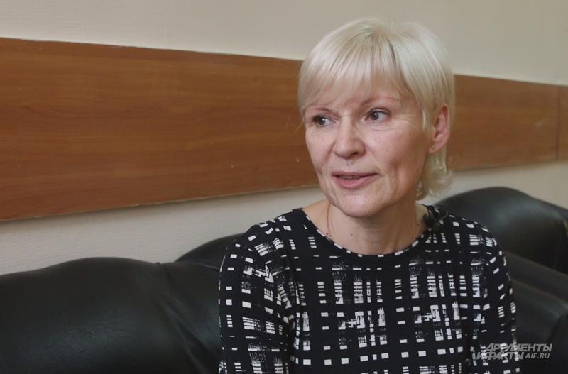 Педагог Елена Кочура признаётся: до этого никогда не встречала аутистов