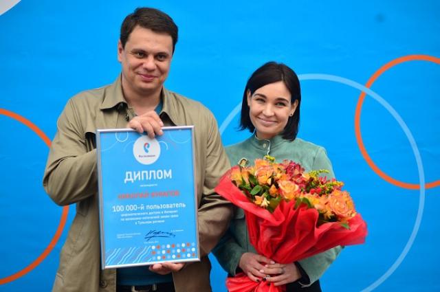 Николай Букалов (слева).
