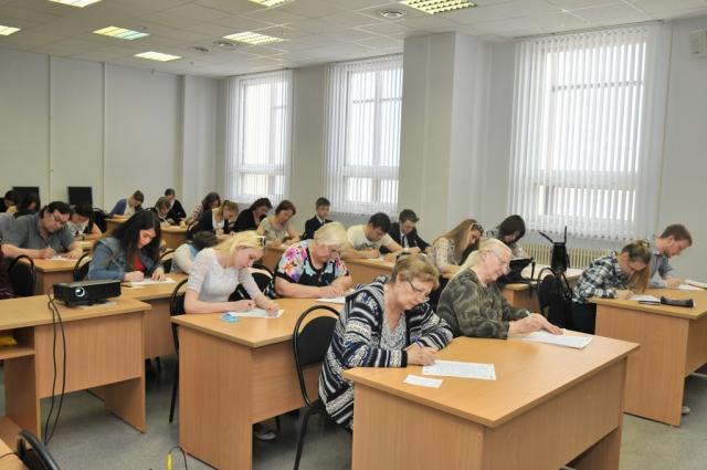 Акция «Тотальный диктант» направлена на развитие культуры грамотного письма