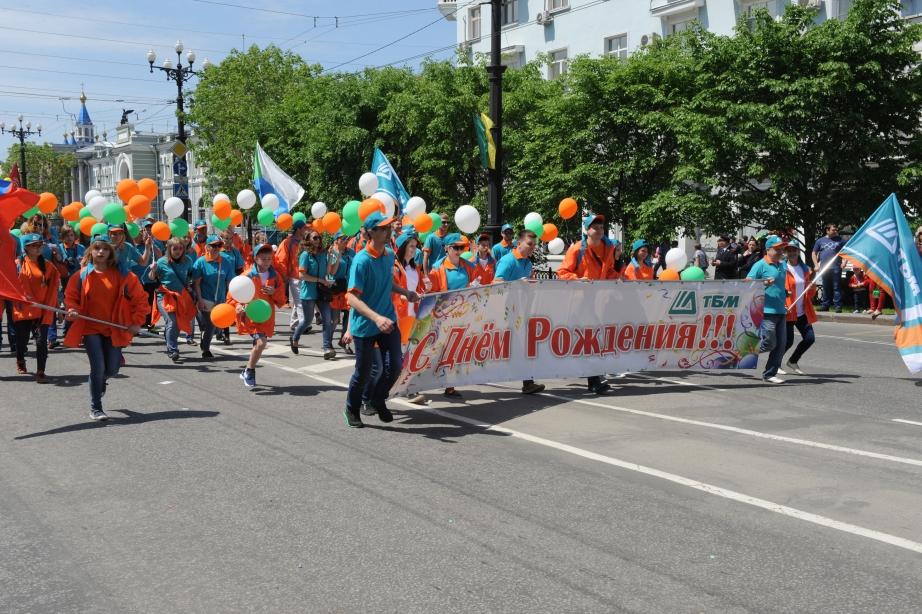 Сегодня Хабаровск отмечает свой 158-й День рождения.