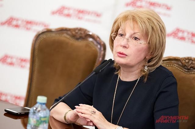 Нана Погосова.