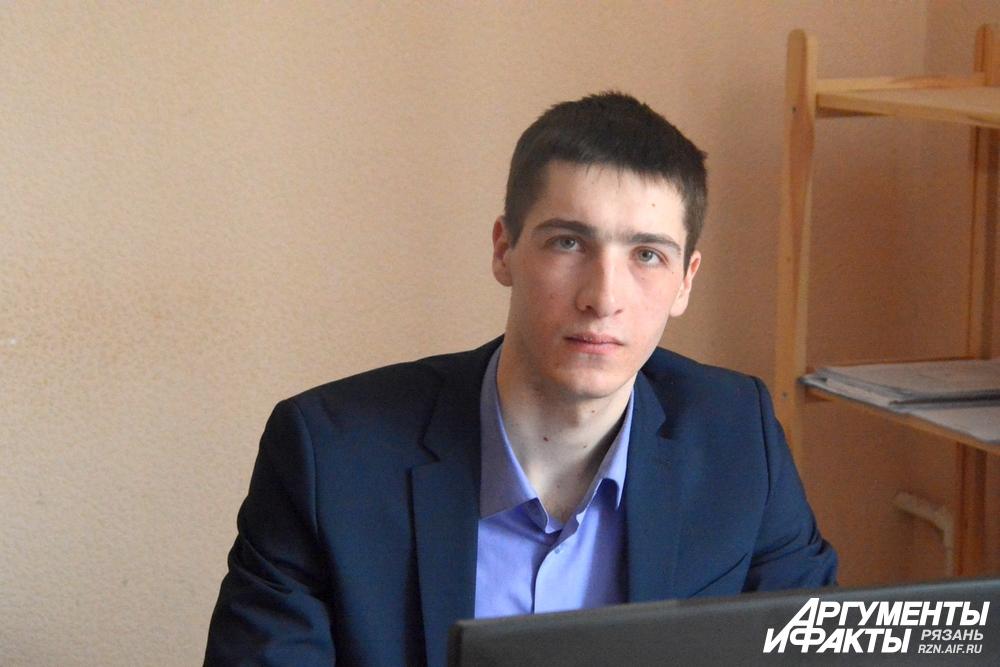 Александра Волков, следователь Рязанского МСО СУ СК России по Рязанской области.