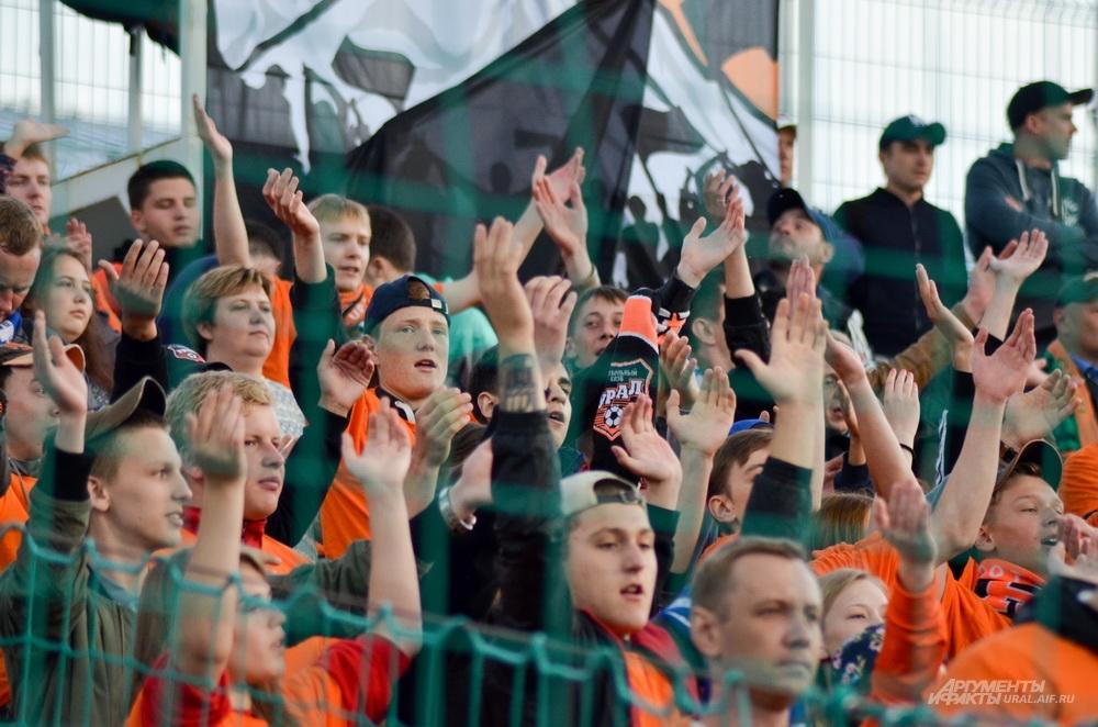 ФК «Урал» еще ни разу не проиграл в этом сезоне.