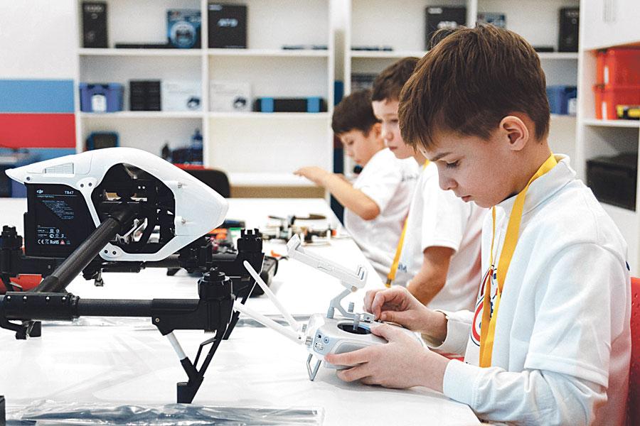 В конце 2018 года курский «Кванториум» откроет свои двери для 1000 ребят от 5 до 18 лет.