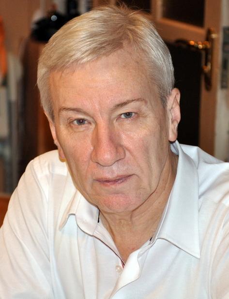 Евгений Вербицкий.