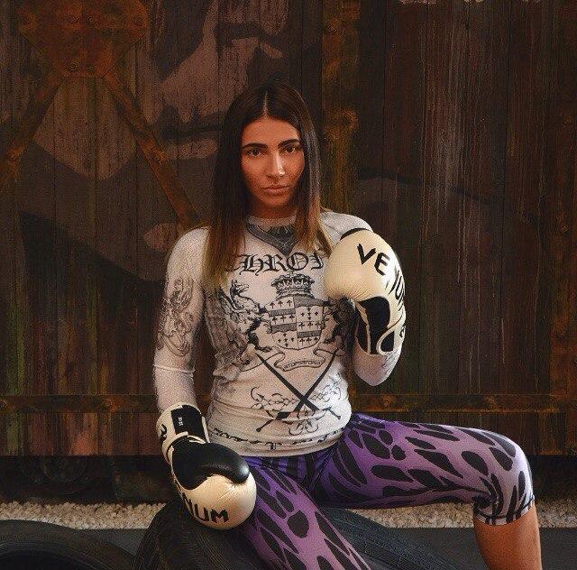 Виктория Склярова: «Всегда думала, что я слабая»