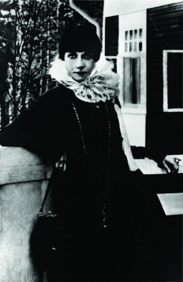 У Паллады Богдановой-Бельской был свой литературный салон на Фонтанке.