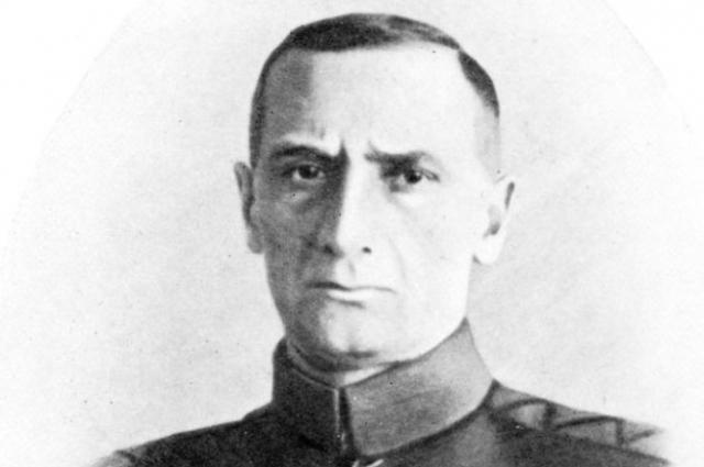 Адмирал Колчак в 1919 году.