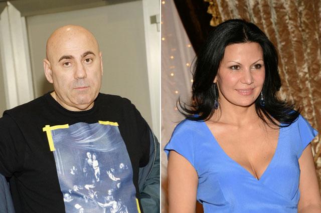 Иосиф Пригожин и Лейла Фаттахова.